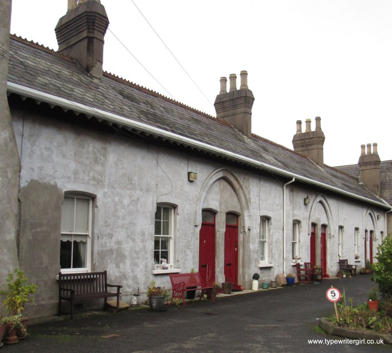 Row of Sheils Houses