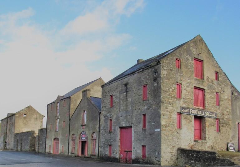 Ramelton warehouses