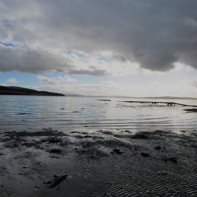 View from Rathmullan Beach