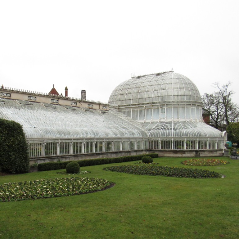 Palm House at Belfast