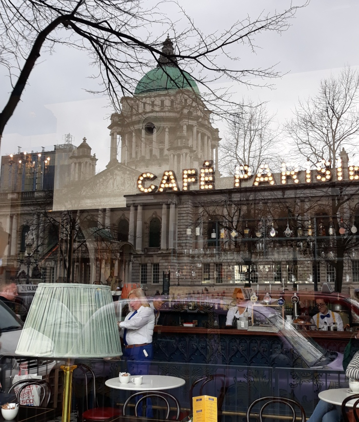 Cafe Parisien