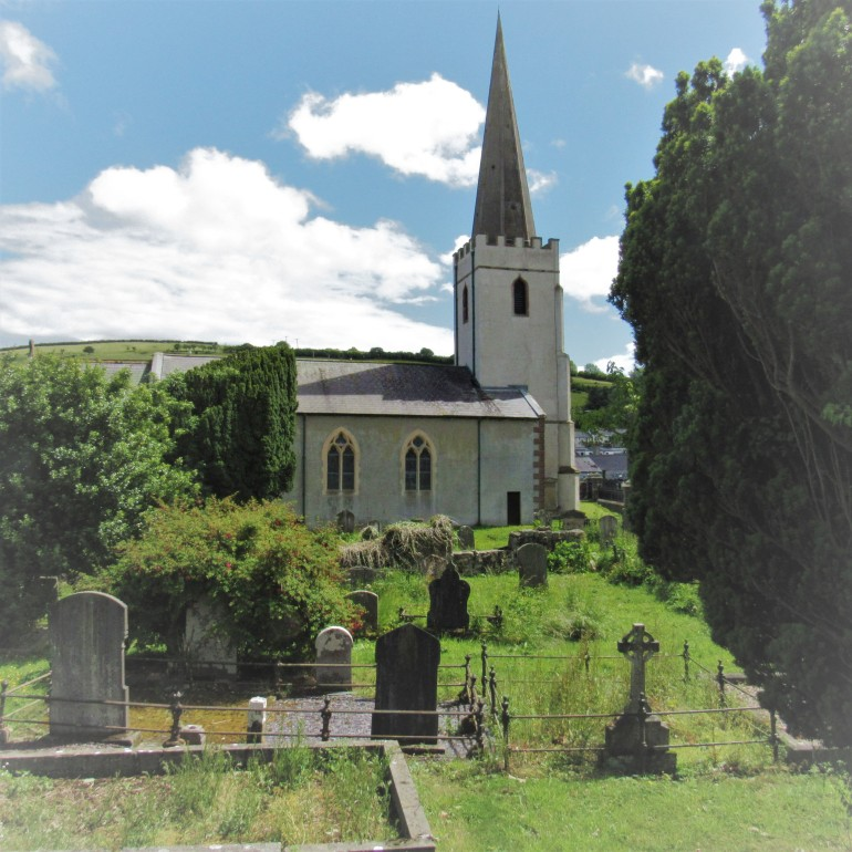 Glenarm Church