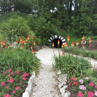 Glenarm in bloom