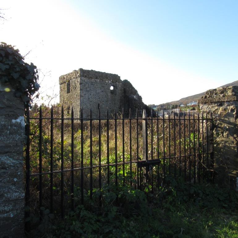 abbey mill at Carlingford