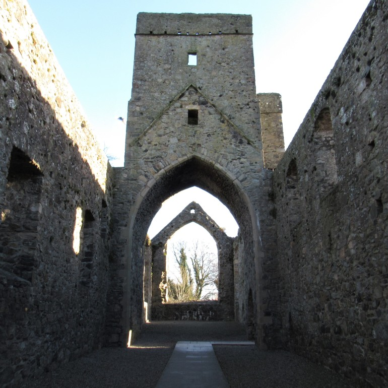Dominican Abbey Carlingford