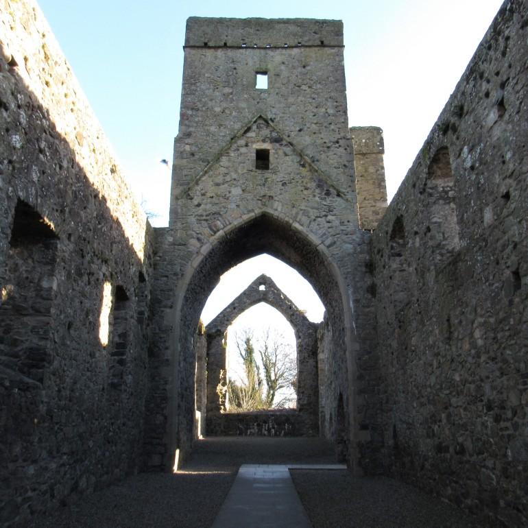 Dominican Abbey Carlingford