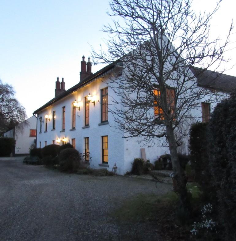 Ghan House Carlingford