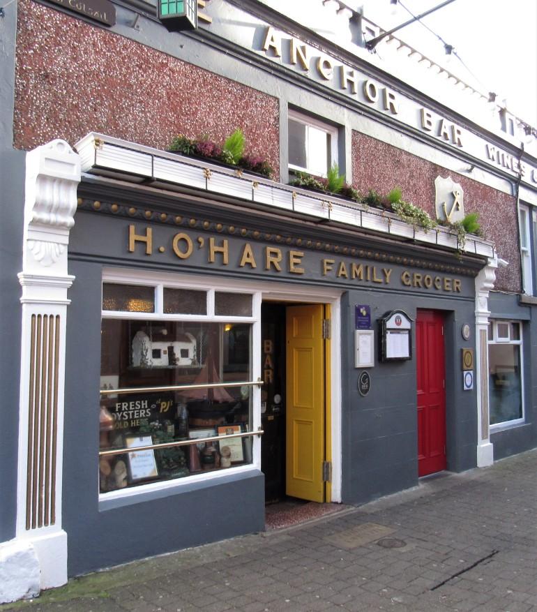 P J O'Hares pub Carlingford