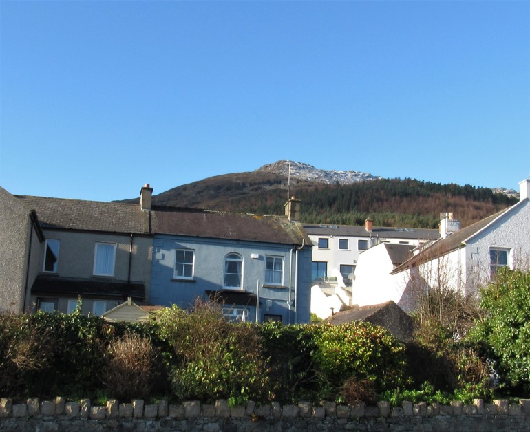 Slieve Foy at Carlingford