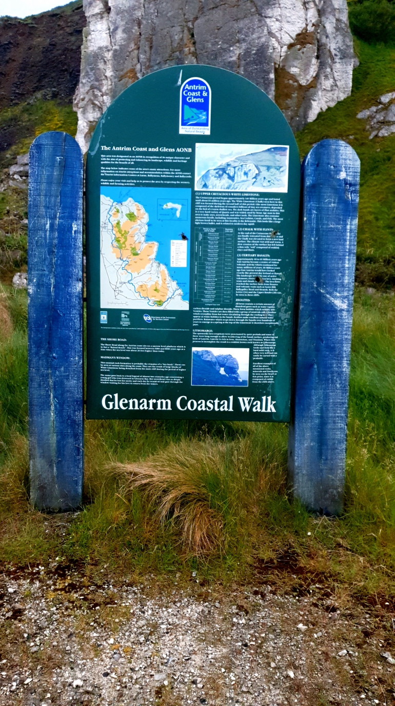 Glenarm Coastal Walk