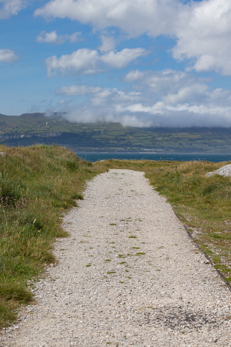 Coastal path Glenarm