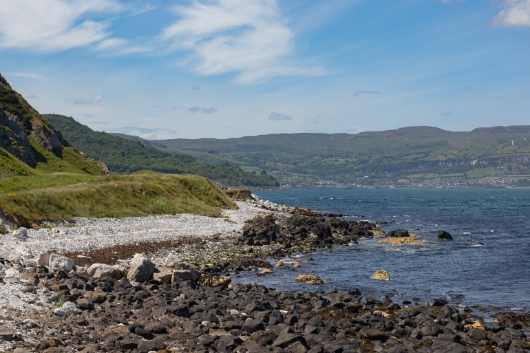 Glenarm coastal path