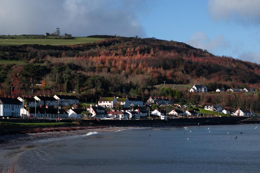 Glenarm village